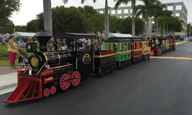 The Catabella Express Train